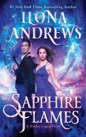 Sapphire flames / a hidden legacy novel