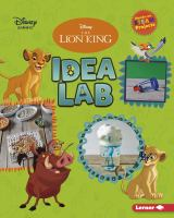 The Lion King idea lab