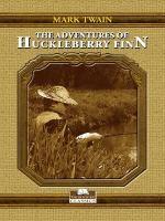 The adventures of Huckleberry Finn (LARGE PRINT)