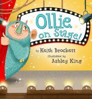 Brockett, Keith Ollie on stage!