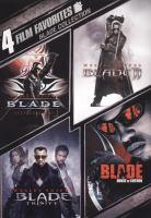 Blade collection. 4 film favorites.