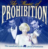 The music of Prohibition.