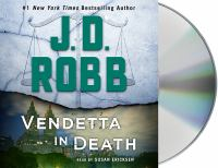 Vendetta in death (AUDIOBOOK)