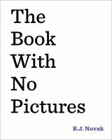 The book with no pictures (AUDIOBOOK)