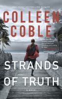 Strands of truth : a novel (LARGE PRINT)