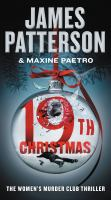 Patterson, James The 19th Christmas (AUDIOBOOK)
