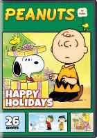 Peanuts. Happy holidays.