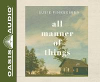 All manner of things (AUDIOBOOK)