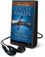 A game of thrones. (AUDIOBOOK)