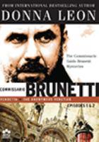Donna Leon. The Commissario Guido Brunetti mysteries. Episodes 1 & 2