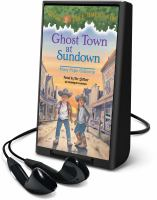 Ghost town at sundown (AUDIOBOOK)