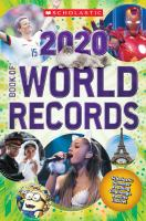 OBrien, Cynthia (Cynthia J.) Scholastic book of world records 2020