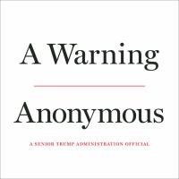A warning (AUDIOBOOK)