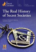 The Real History of Secret Societies (DVD)
