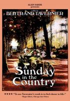 A Sunday in the country = A Sunday in the country