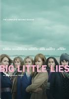Big little lies. The complete second season