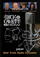The Dick Cavett show. New York radio pioneers.
