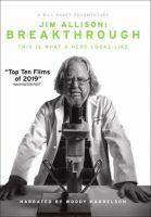 Jim Allison : breakthrough