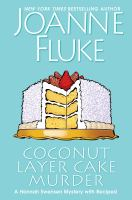 Fluke, Joanne Coconut layer cake murder