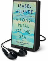 A long petal of the sea : a novel (AUDIOBOOK)