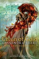 Clare, Cassandra Chain of gold