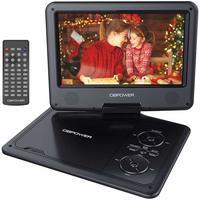 DVD player kit : DBPOWER PD928 portable video player