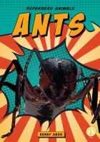 Abdo, Kenny. Ants