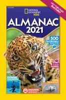 National Geographic kids almanac 2021.