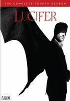 Lucifer. The complete fourth season