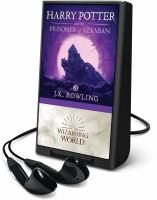 Harry Potter and the prisoner of Azkaban (AUDIOBOOK)