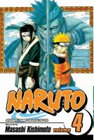 Naruto. Vol. 4, Hero's bridge