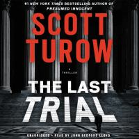 The last trial (AUDIOBOOK)