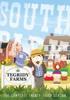 South Park. The complete twenty-third season