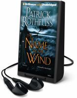 The name of the wind : a novel (AUDIOBOOK)