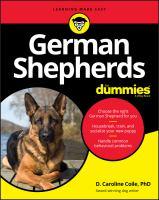 Coile, D. Caroline German shepherds