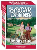 The boxcar children. Books 13-16