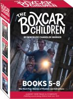 The Boxcar children mysteries. Books 5-8
