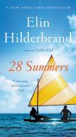 28 summers : a novel (LARGE PRINT)