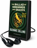 The ballad of songbirds and snakes (AUDIOBOOK)