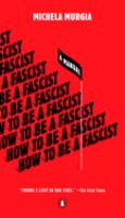 How to be a fascist : a manual