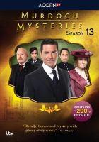 Murdoch mysteries. Season 13