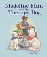 Papp, Lisa Madeline Finn and the therapy dog