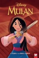 Mulan : the story of the movie in comics
