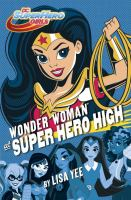 Wonder Woman at Super Hero High
