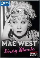Mae West, dirty blonde