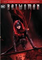 Batwoman. The complete first season.