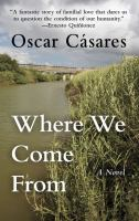 Where we come from (LARGE PRINT)