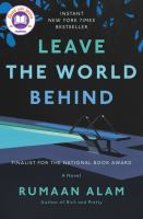 Leave the world behind : a novel