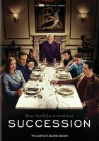 Succession. The complete second season.