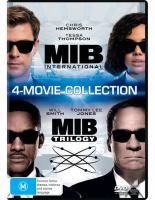 Men in black : 4-movie collection
